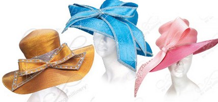 Church Hats Collection