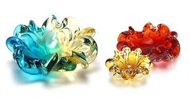 Murano Glass Centerpieces
