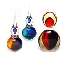 Murano Glass Bottles