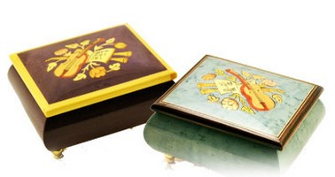 Musical Theme Music Boxes