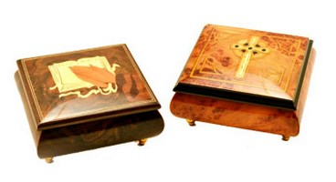 Christian Music Boxes