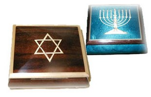 Judaica Music Boxes