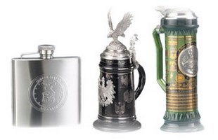 Pewter Beer Steins