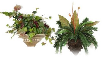 Wall Sconces For Greenery : Luxury Gifts & Souvenirs from Europe Online Gifts Shop 1001Shops.com
