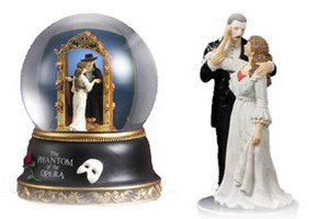 Phantom of the Opera and other Classics Music Boxes