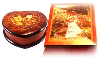 Ercolano Music Boxes