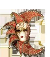 Venetian Masks – Full Face