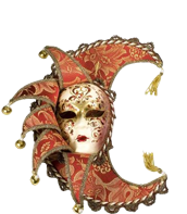 Venetian Masks – Full Face