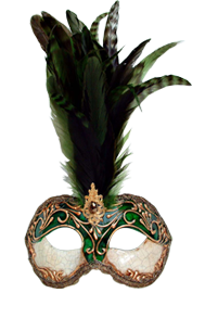 Venetian Masks – Galletto
