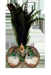 Venetian Masks – Galletto