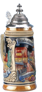 1001 Beer Steins – Countries Steins