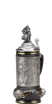 1001 Beer Steins – Pewter Steins