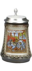 1001 Beer Steins – Professions Steins