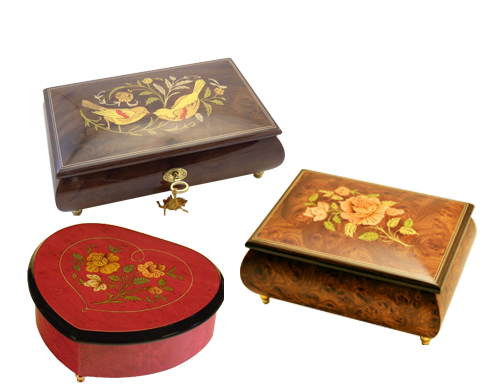 Amazing Music Boxes – Sorrento Music Boxes
