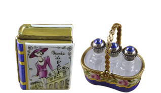 Limoges Factory – Traditional Styles