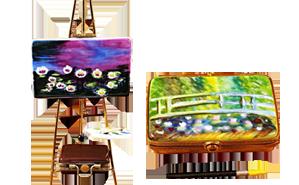Limoges Factory – Art Boxes