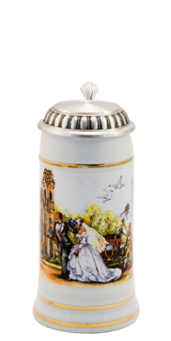 1001 Beer Steins – Wedding Steins