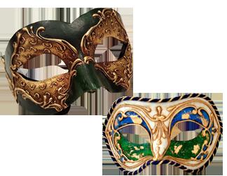Venetian Masks – Columbina