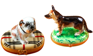 Limoges Factory – Dogs