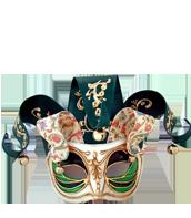 Venetian Masks – Jolly