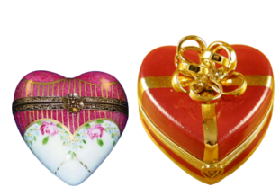 Limoges Factory – Hearts