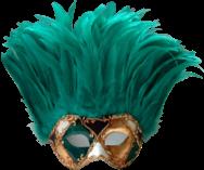 Venetian Masks – Incas