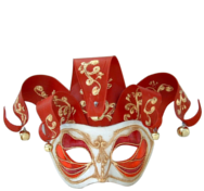 Venetian Masks – Jolly