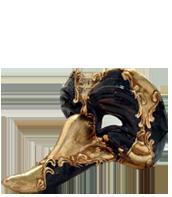 Venetian Masks – Zanni-Nazo