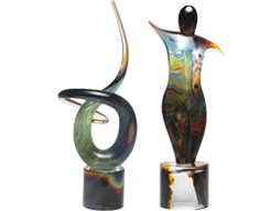 Murano Glass Gifts – Sculptures
