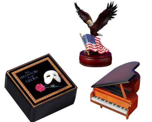 Amazing Music Boxes – Unique Collectible Music Boxes
