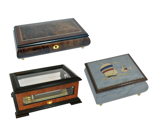 Amazing Music Boxes – Sorrento Music Boxes