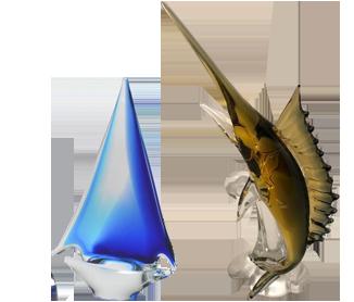 Murano Glass Gifts – Animals