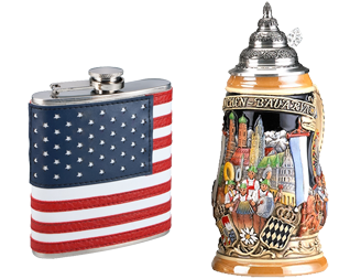 1001 Beer Steins – Traditional