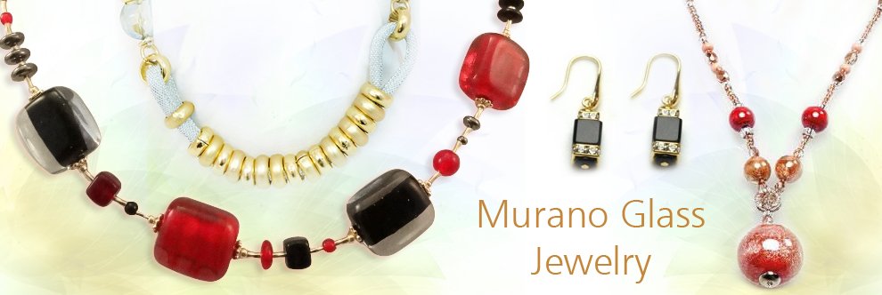 Murano Glass Gifts - Jewelry