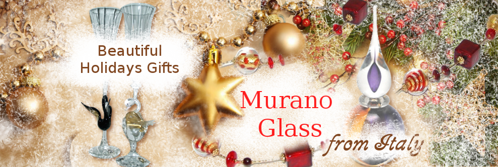 Christmas Murano Glass Gifts