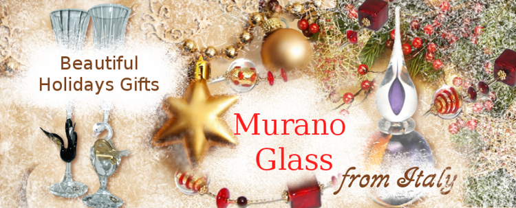 Christmas - Murano Glass Gifts