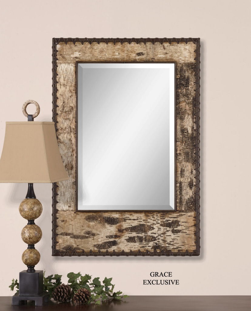 Birch Bark Vanity Mirrors 1001shops Co