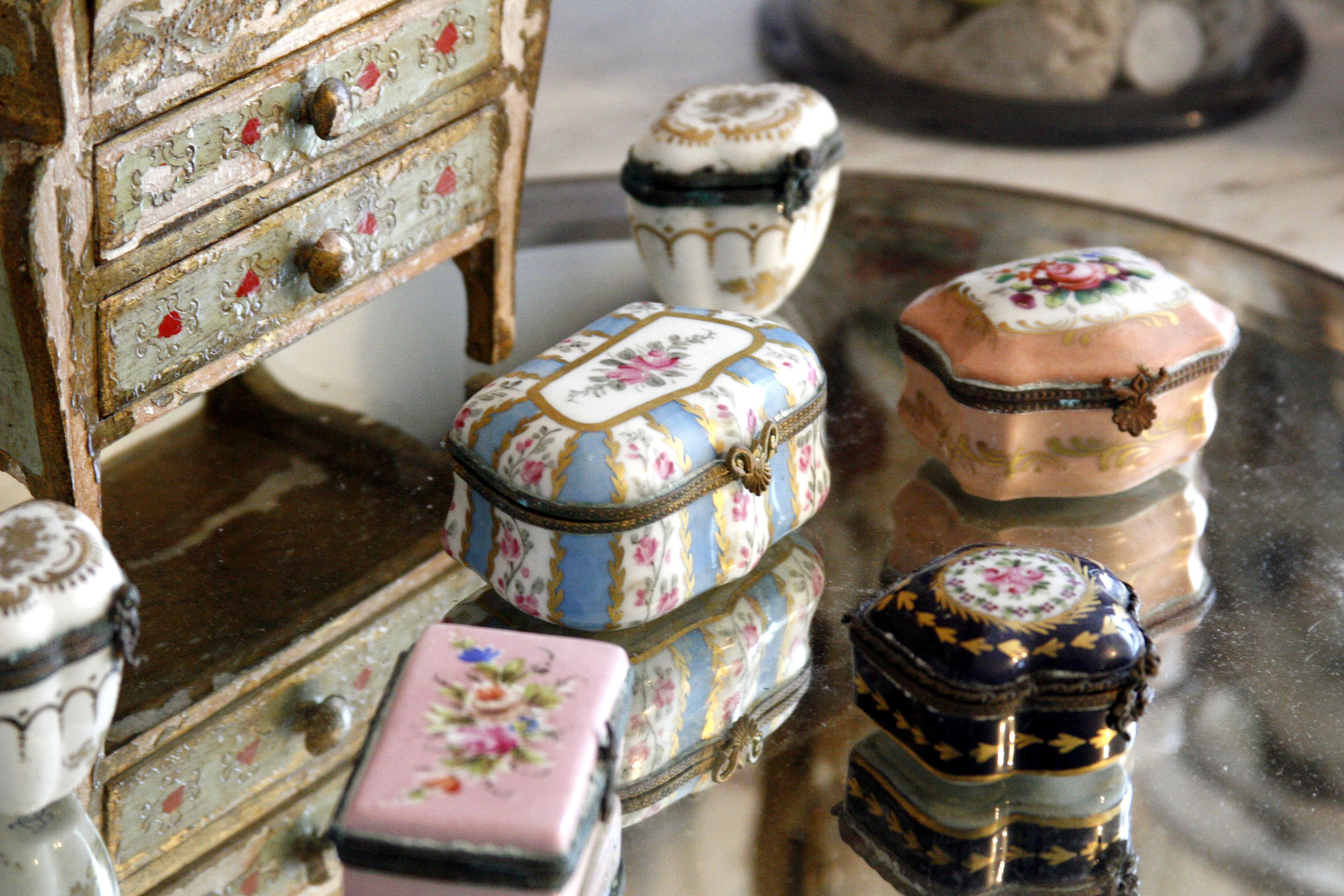 Limoges porcelain industry