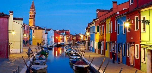 The Murano Island, Italy