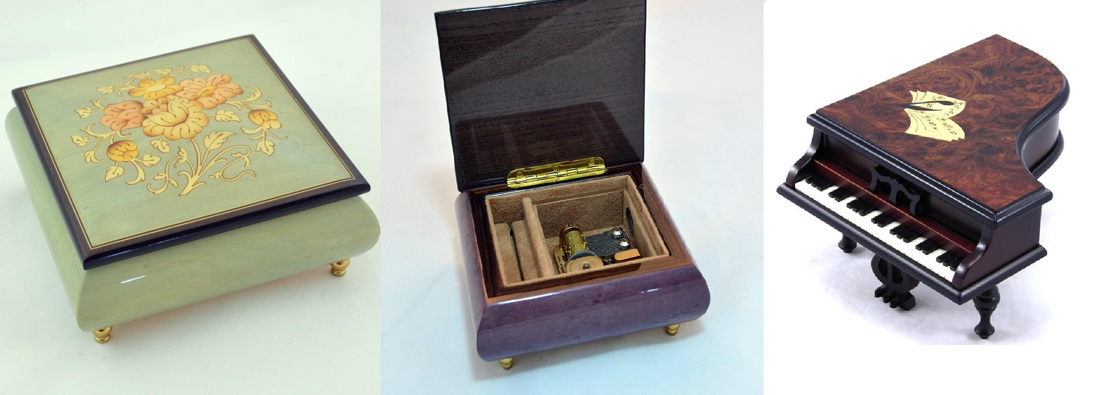 Sorrento Music Boxes
