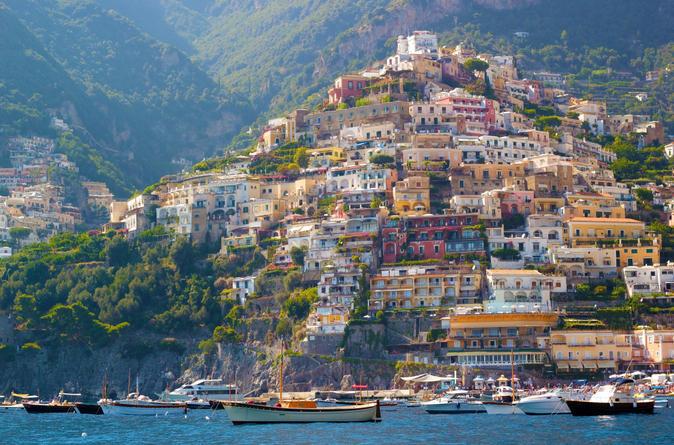 Sorrento History, Italy