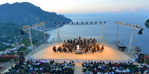 Ravello Festival in Sorrento, Italy