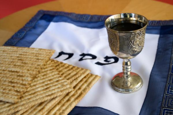 Unleavened bread, Passover