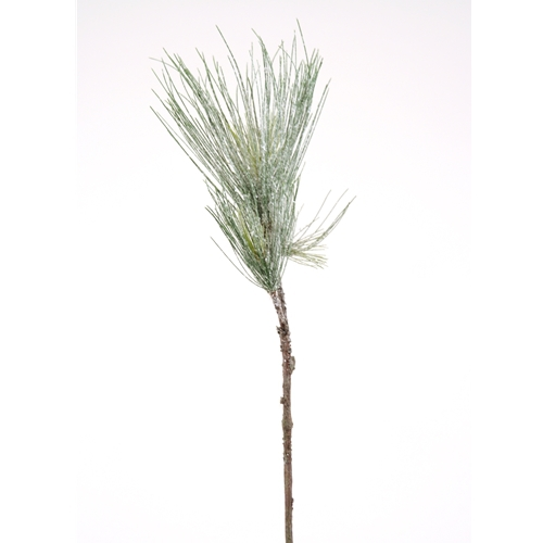 19'L Artificial Pine Spray with Snow (Pack of 12; 96/cs)