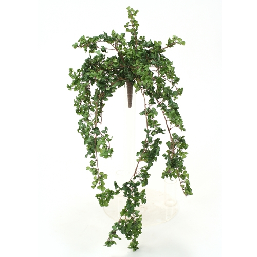 DIY Foliage 34'L Mini Boxwood Bush x 15 with 1035 Leaves