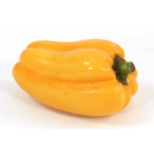 Veggies (Pack of 12) Yellow Bell Peppers