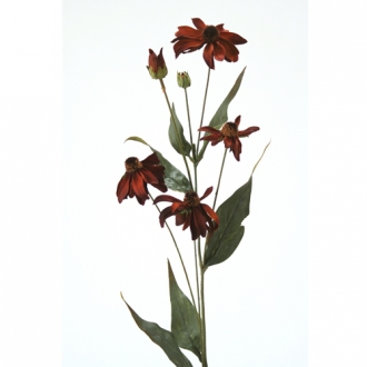 DIY Flower 29'L Rust Black Eyed Susan