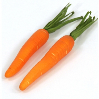 Veggies Delectable Carrots Assortment (Pack of 12; 6-Small, 6-Large)
