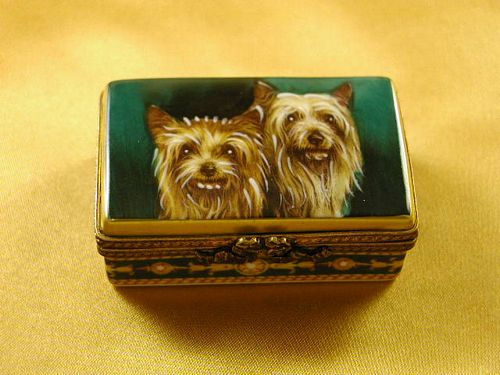 YORKIES RECTANGULAR BASE