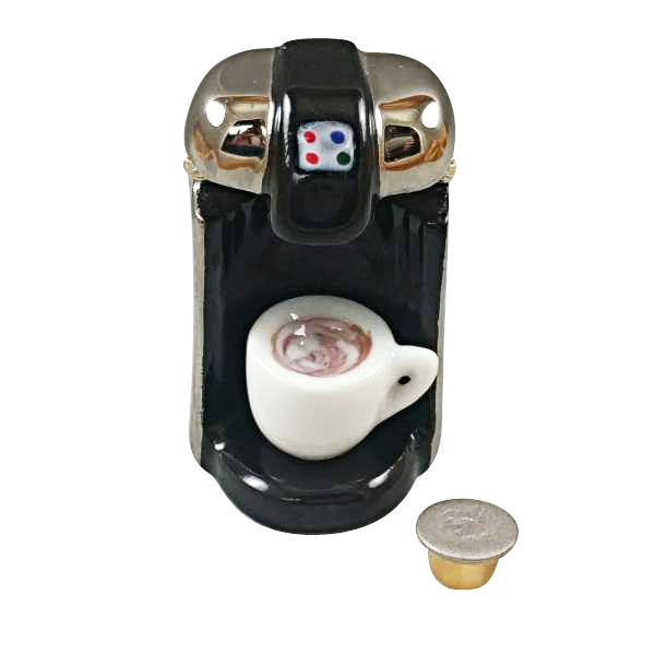 R Cup Coffee Maker With Removable R Cup